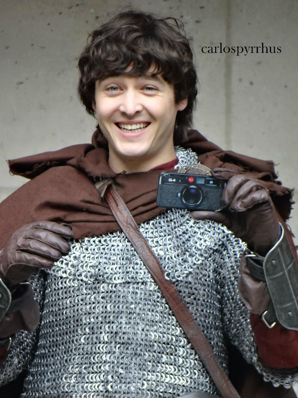 Alex really seems to be nice ....  Too bad that I well, you know....ugh, Mordred