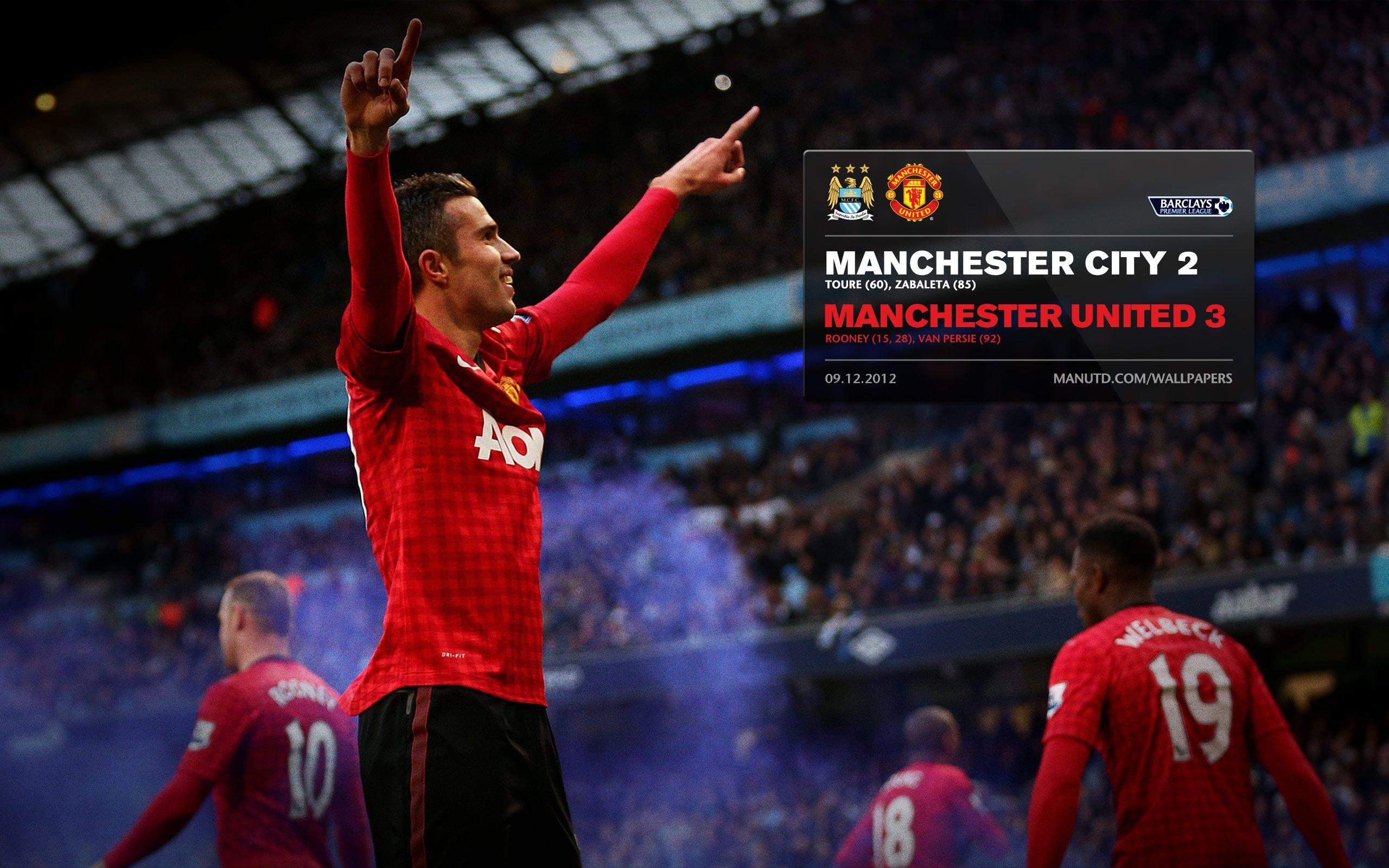 09 Dec Barclays Premier League - Manchester City (A)
