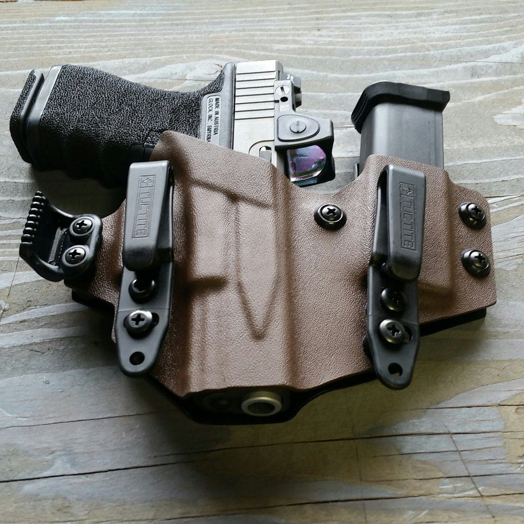 Annex Appendix Holster | Make one | Kydex holster, Concealed