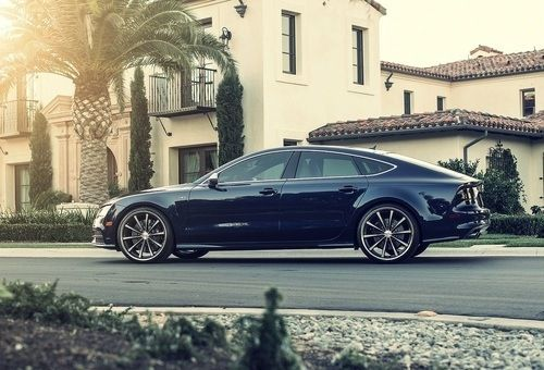 #AudiA7 #Audi #A7 #Vossen Pictures Gallery