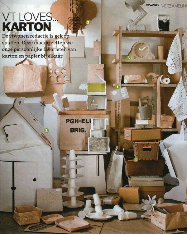 karton wellpappe m bel aus pappe wellpappe und pappe. Black Bedroom Furniture Sets. Home Design Ideas