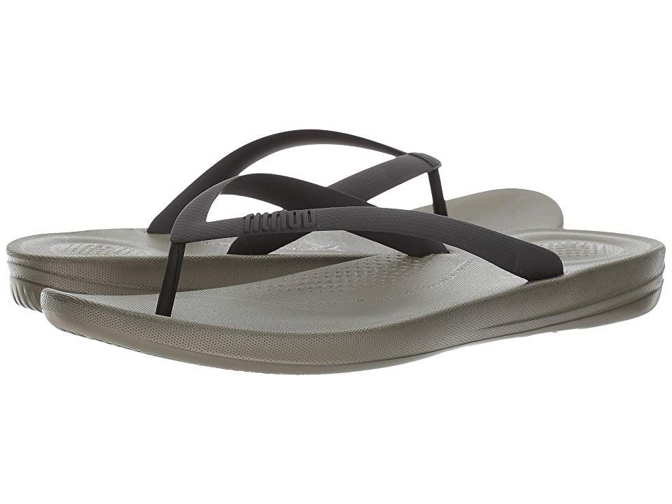 627bc7202dad FitFlop Iqushion Ergonomic Flip-Flops (Camouflage Green Mix) Men s Sandals.  for the