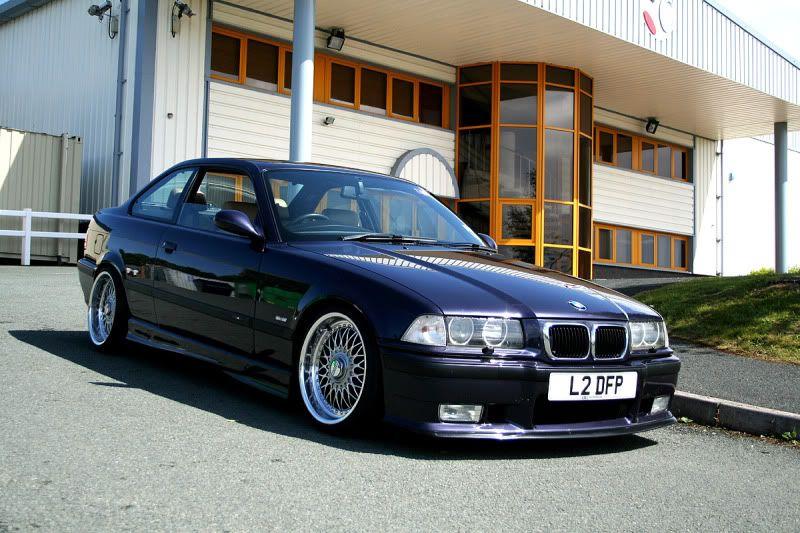 Bmw E36 Coupe Med Billeder