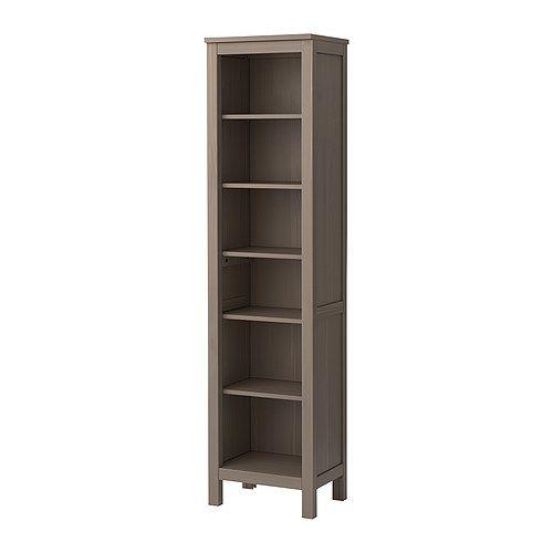 HEMNES Librería - marrón grisáceo - IKEA - Decoración | Pinterest ...