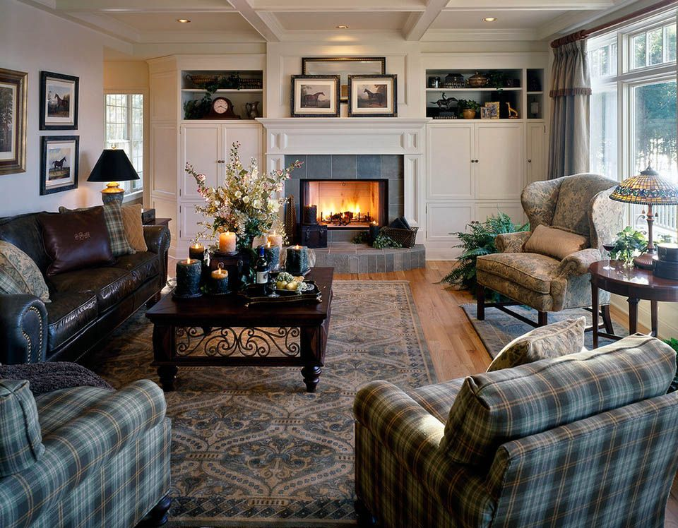 Classy Traditional Living Rooms Elegant Living Room Decor