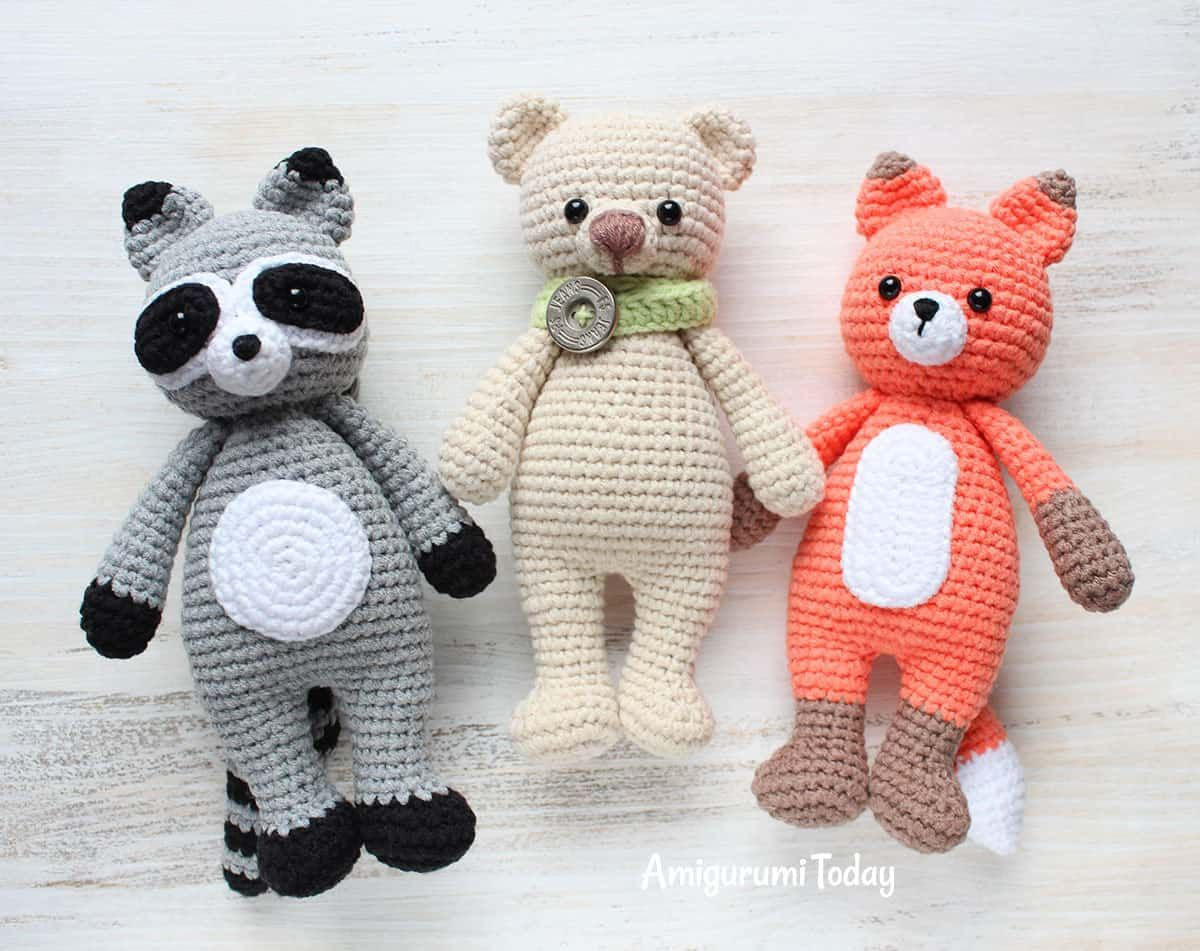 Cuddle Me Toy Collection Must pay for printable pattern...free ...