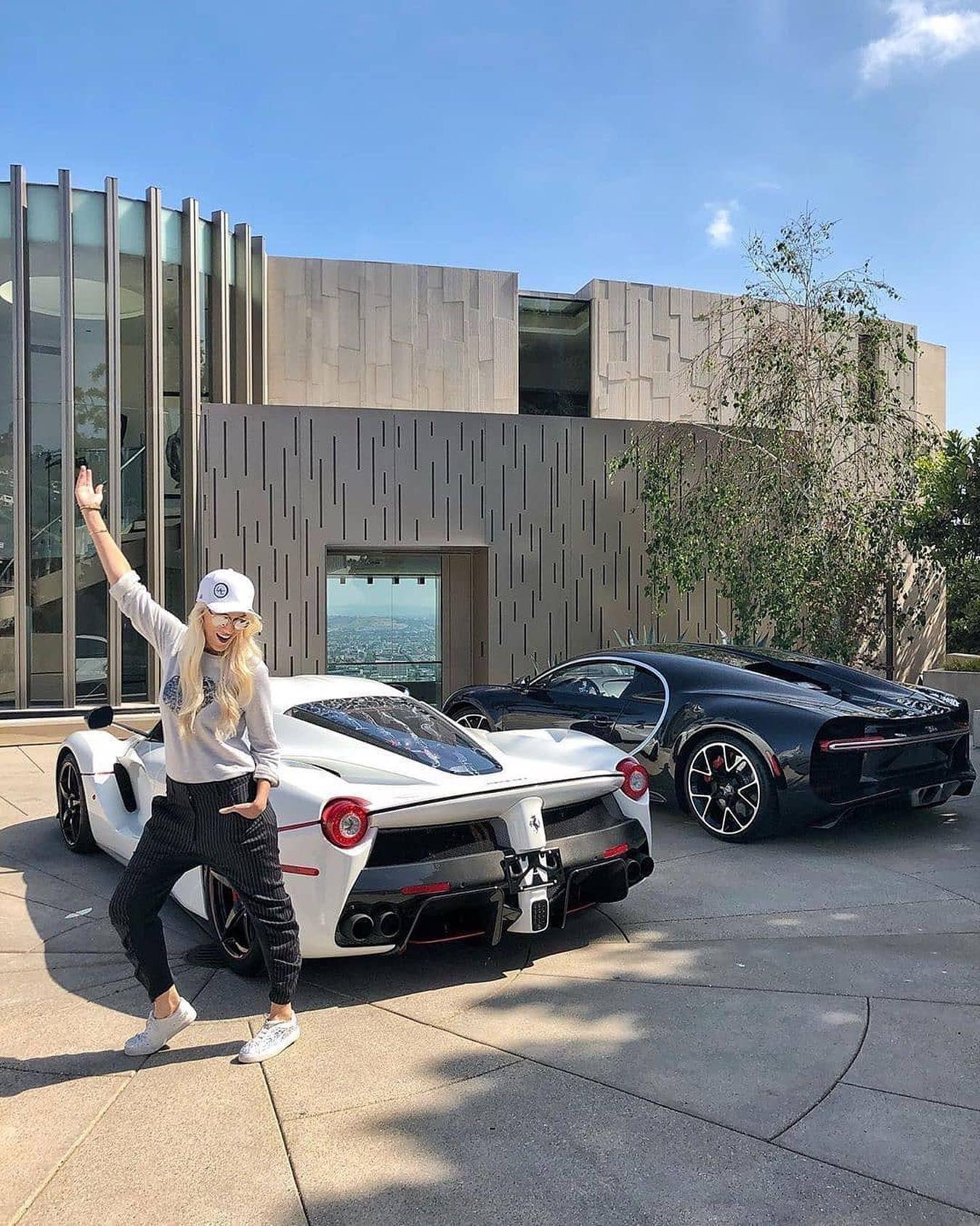 La Ferrari X Bugatti Like Our Content Press The Follow Button Aim4rich Aim4rich Aim4rich In 2020 La Ferrari Luxury Lifestyle Ferrari