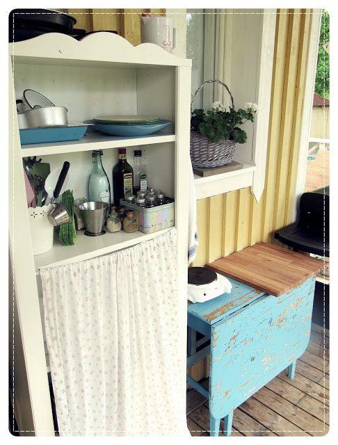 Anrinko: Empty kitchen
