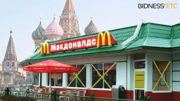 Why Russia Is Closing Down Mcdonald S Outlets Outlets Russia Closer