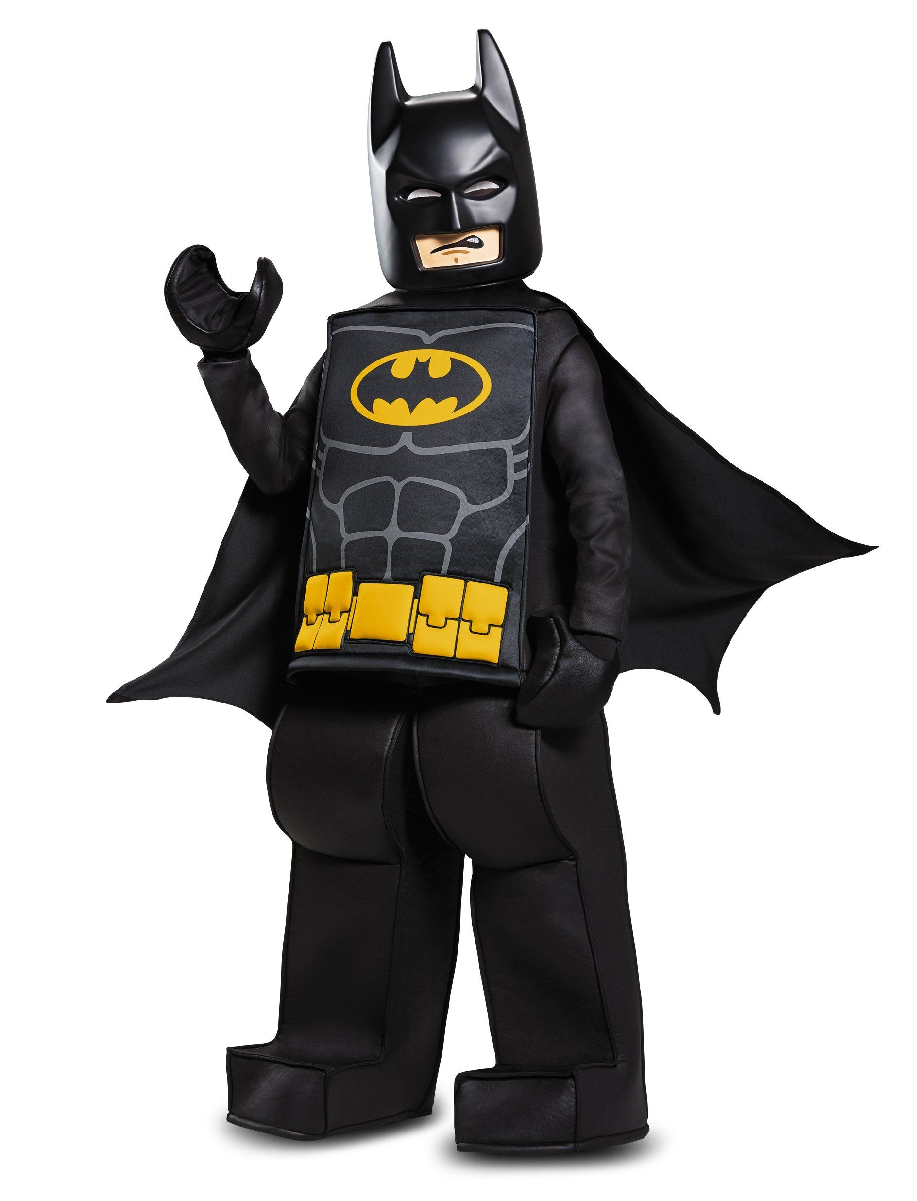 Disguise Batman LEGO Movie Prestige Costume Black Small 46