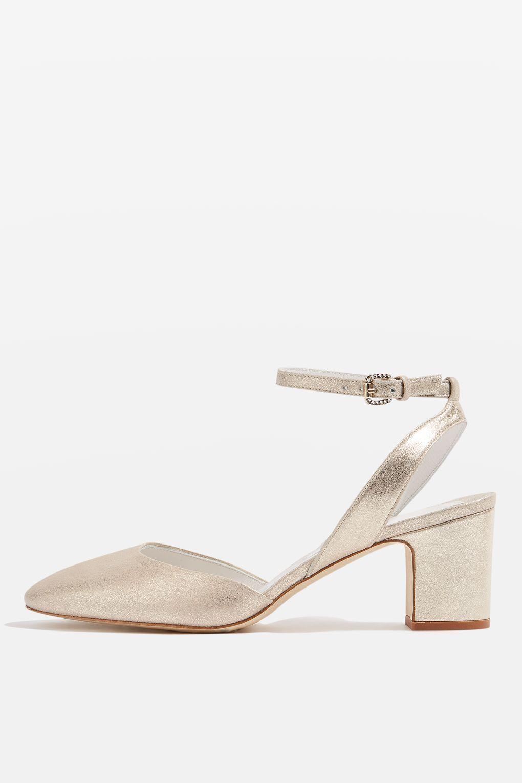 4b63bdba951   BERYL Mary-Jane Block Heels in Silver - Low heel wedding shoes from ·  ElegantPark EP2006L Women Low Heels Rhinestones Round Toe Pumps Satin ...