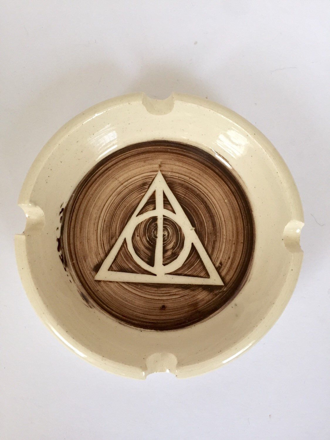 A personal favorite from my Etsy shop https://www.etsy.com/listing/250393380/harry-pottery-deathly-hallows-themed
