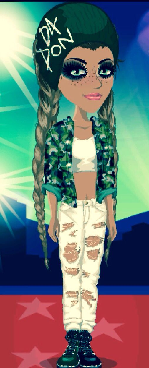 Msp Camo Outfit