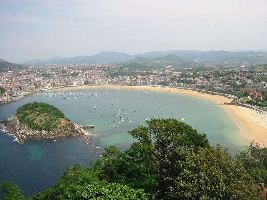 Donostia San Sebastian Spain San Sebastian Spain Places To Travel Places To Go