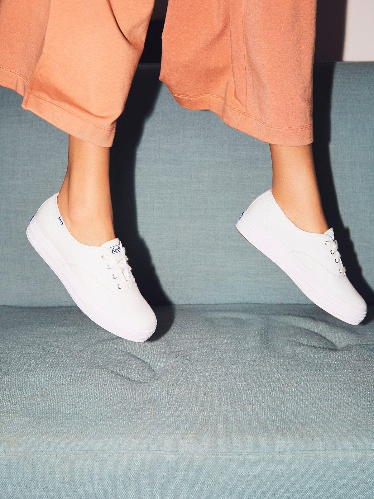 ec53a681bf1 Keds Triple Mono Sneaker