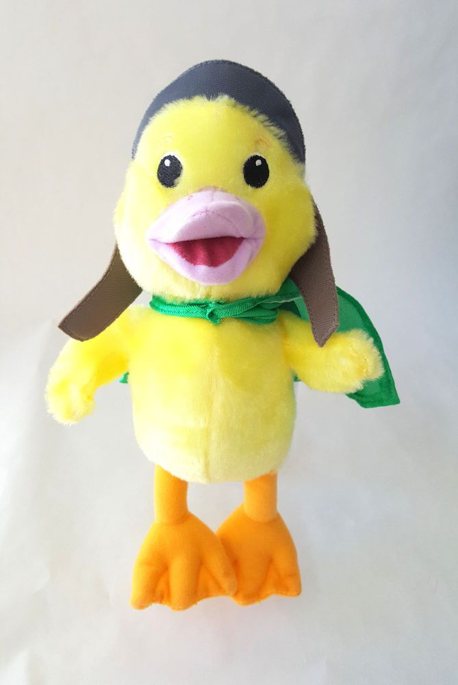 Wonder Pets Ming Ming Duckling Superhero Fisher Price Mattel Stuffed Plush 10 Mattel Fisherprice Wonderpets Mingming Duckling Su Wonder Pets Plush Pets