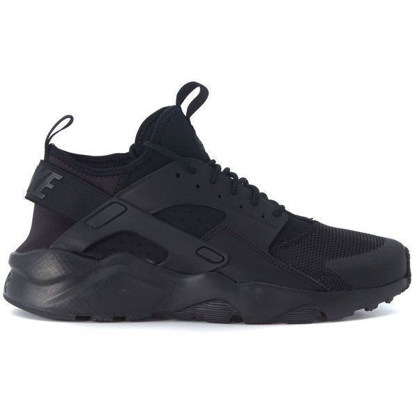 reputable site 023ea b9836 Sneaker Nike Air Huarache Ultra Nera ( 120) ❤ liked on Polyvore featuring  shoes, sneakers, nero, nike sneakers, nike footwear, nike trainers, nike  shoes ...