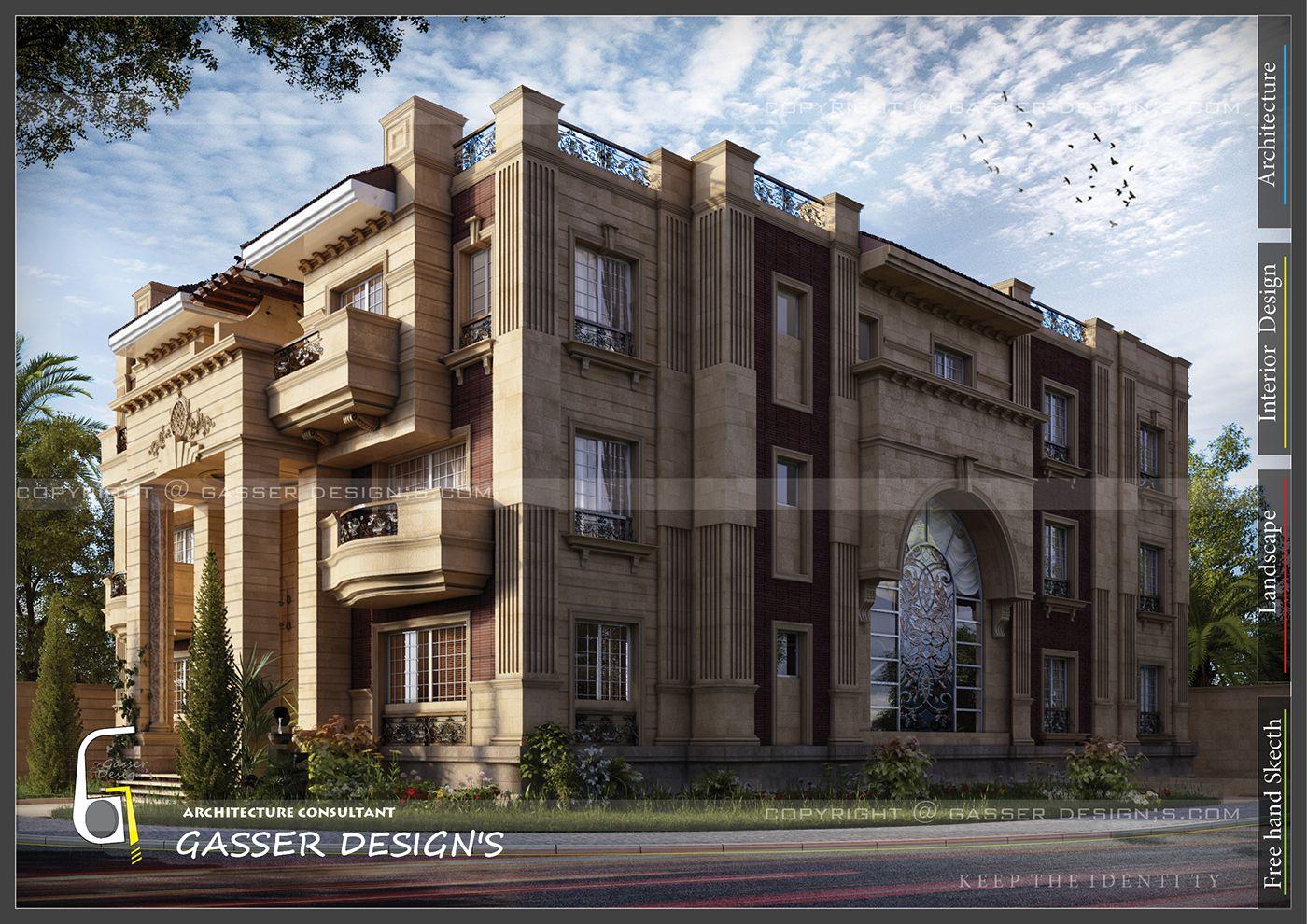 classic facade modern touch classic facade modern