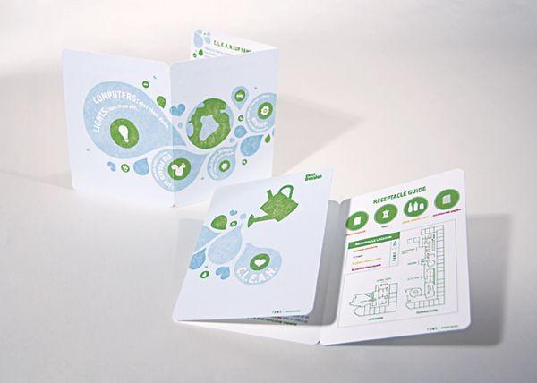 Eco Freako Marketing Brochure  Invitations