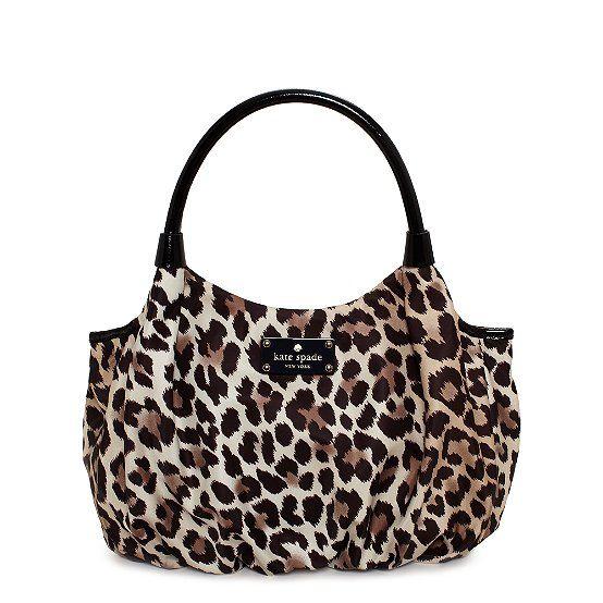 Kate Spade Leopard Print Handbag Loving Her Designs Think She Is My New Fav