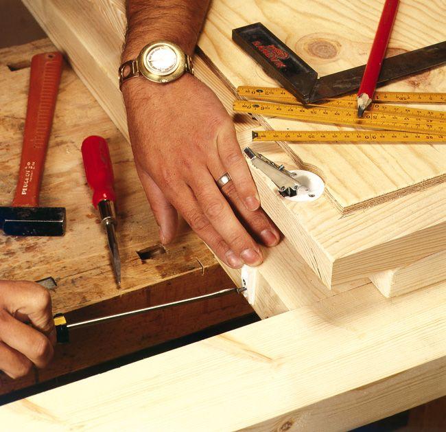 Comment fabriquer un meuble de rangement en bois tutos pinterest meuble meuble rangement - Fabriquer un meuble de rangement ...