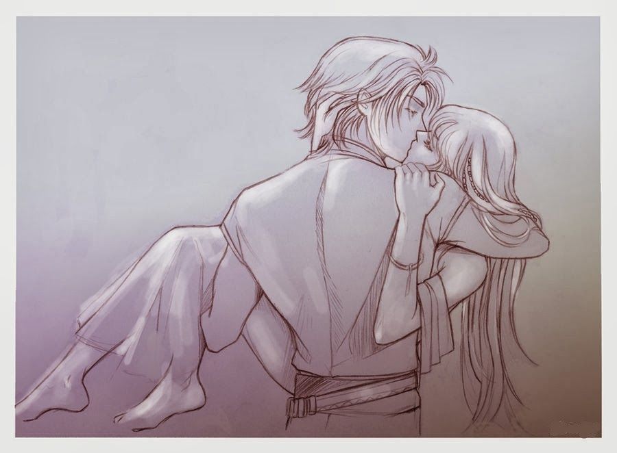 Pencil sketches of couples love friends and kiss by zizing 13 jpg 900x662 pixels