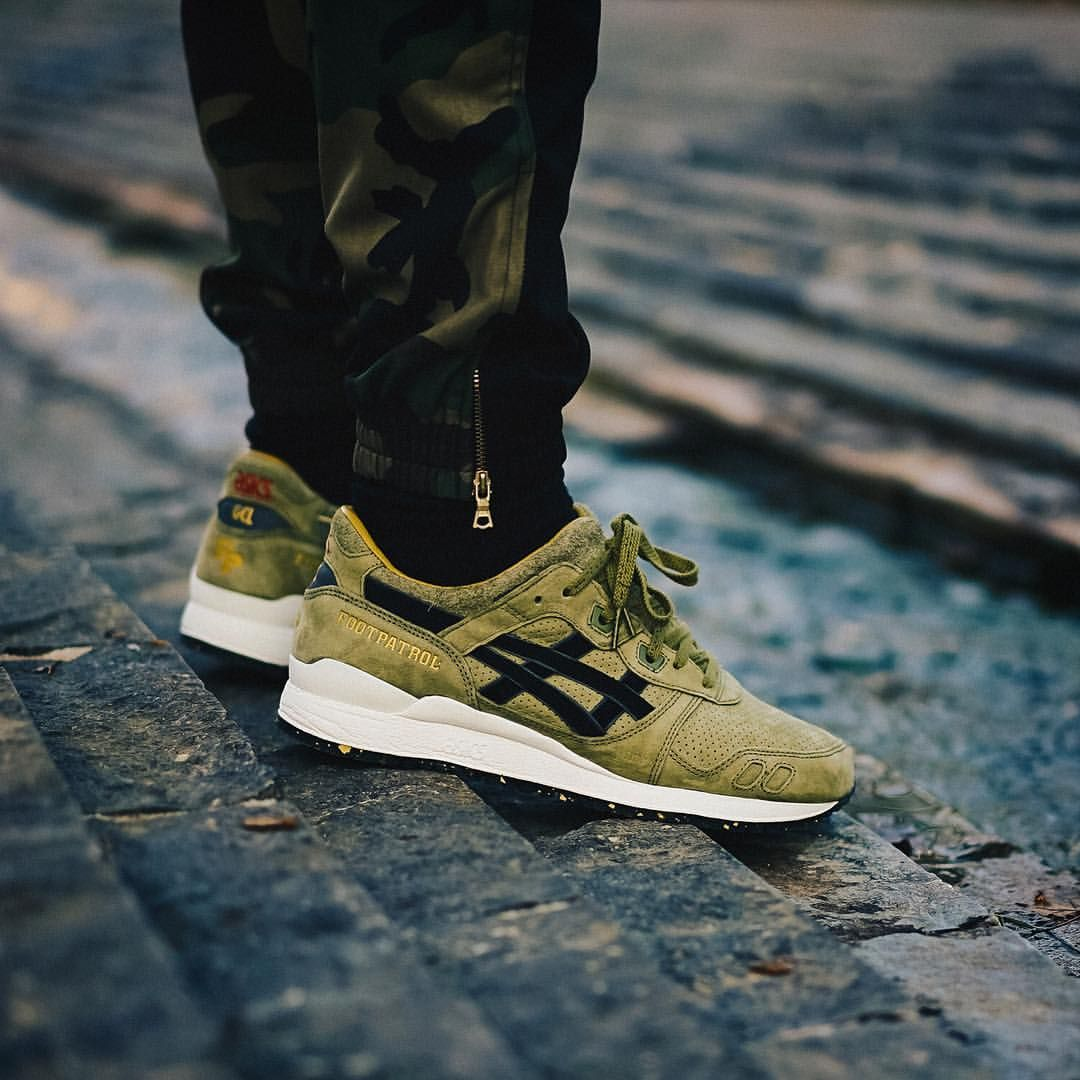 Footpatrol x Asics Gel Lyte III | Foot! Where? in 2019