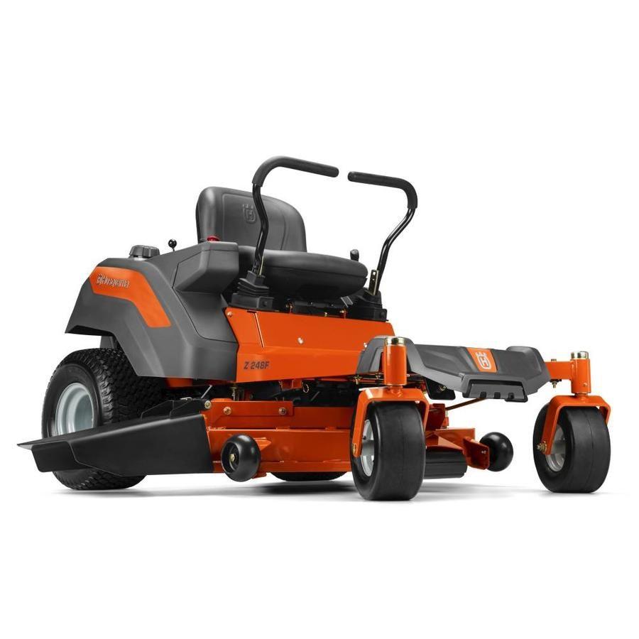Husqvarna Mz Series 23 Hp V Twin Hydrostatic 48 In Zero Turn Lawn Mower With Mulching Capability Kit Sold Separately C In 2020 Zero Turn Lawn Mowers Best Zero Turn Mower Best Riding Lawn Mower