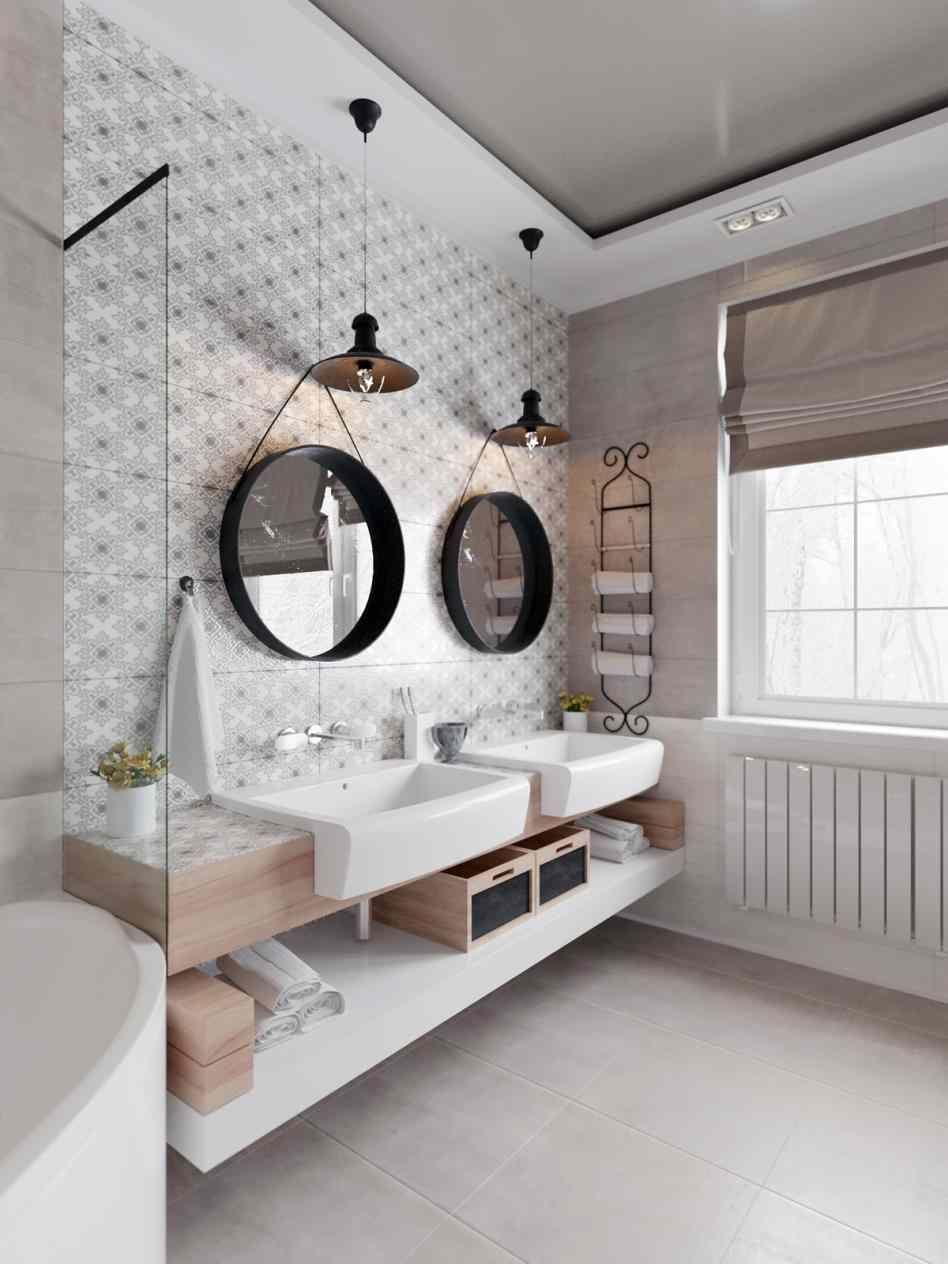 Interior design of bathroom pin by edoem on renewed two flat edwardian house exposing a vintage