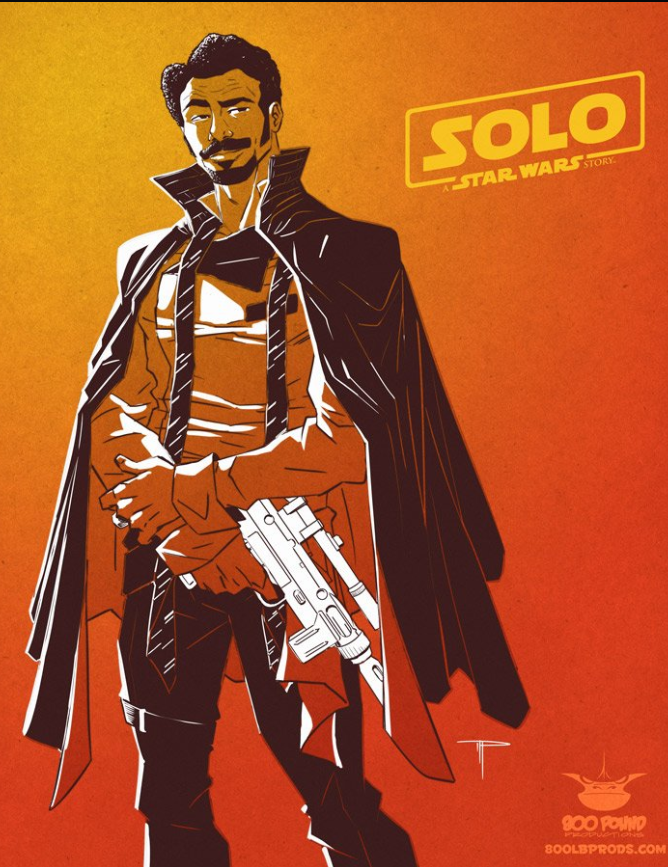 Solo: A Star Wars Story Artwork and New movie stills !!!
