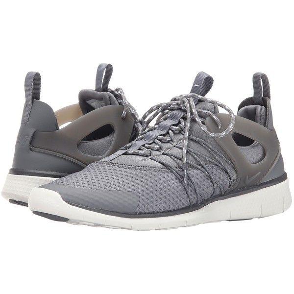 Nike Free Viritous (Cool Grey/Summit White/Cool Grey) Women's Shoes (