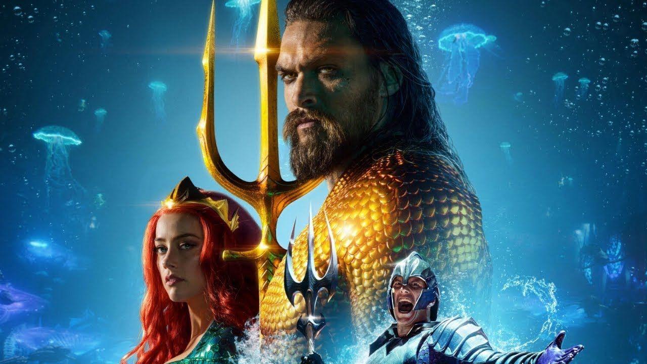 Filme De Ação 2019 Aquaman 2019 Filme Completo Dublado Filme De Aven Filmes De Ação Cartazes De Cinema Aquaman