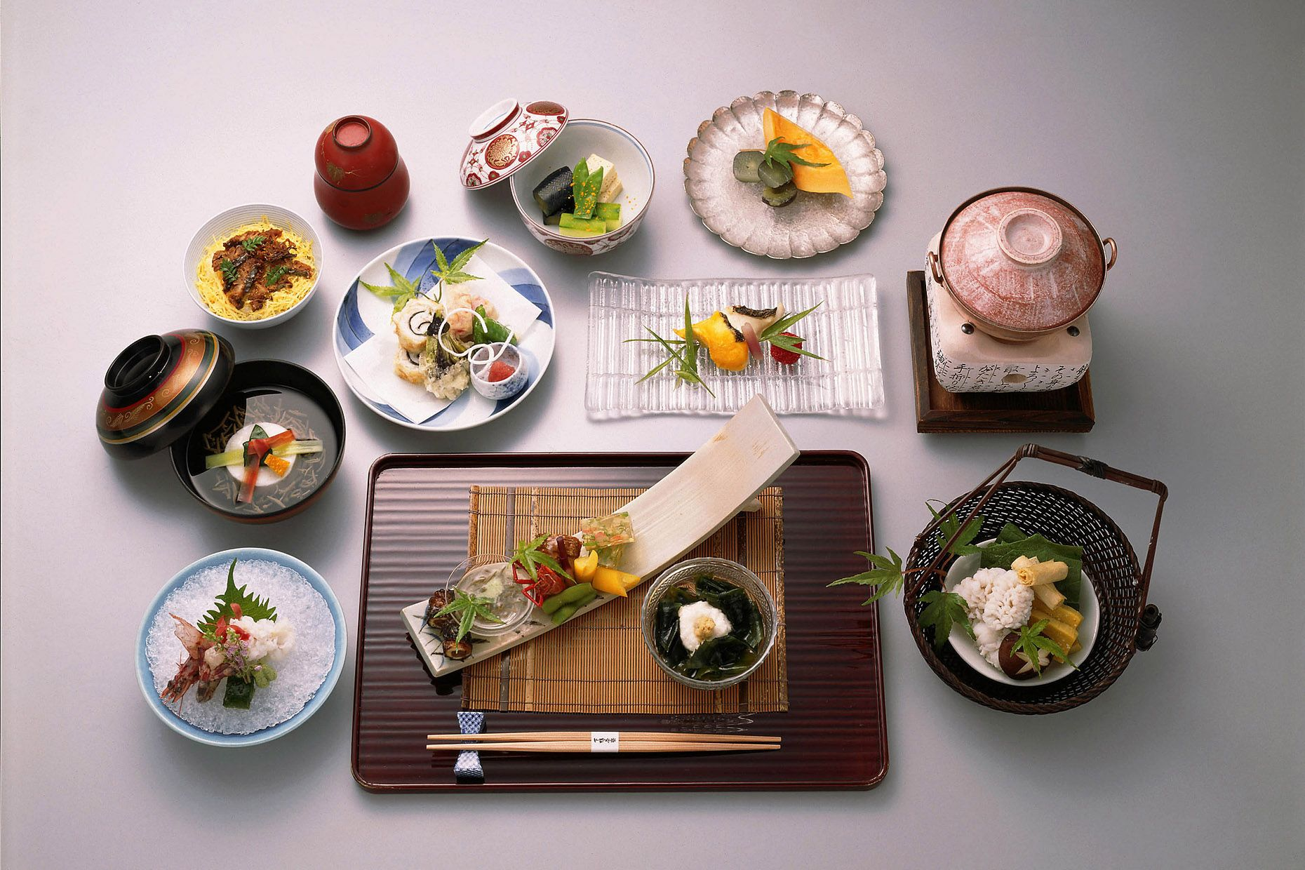 和食 Washoku (Traditional Japanese Dishes)