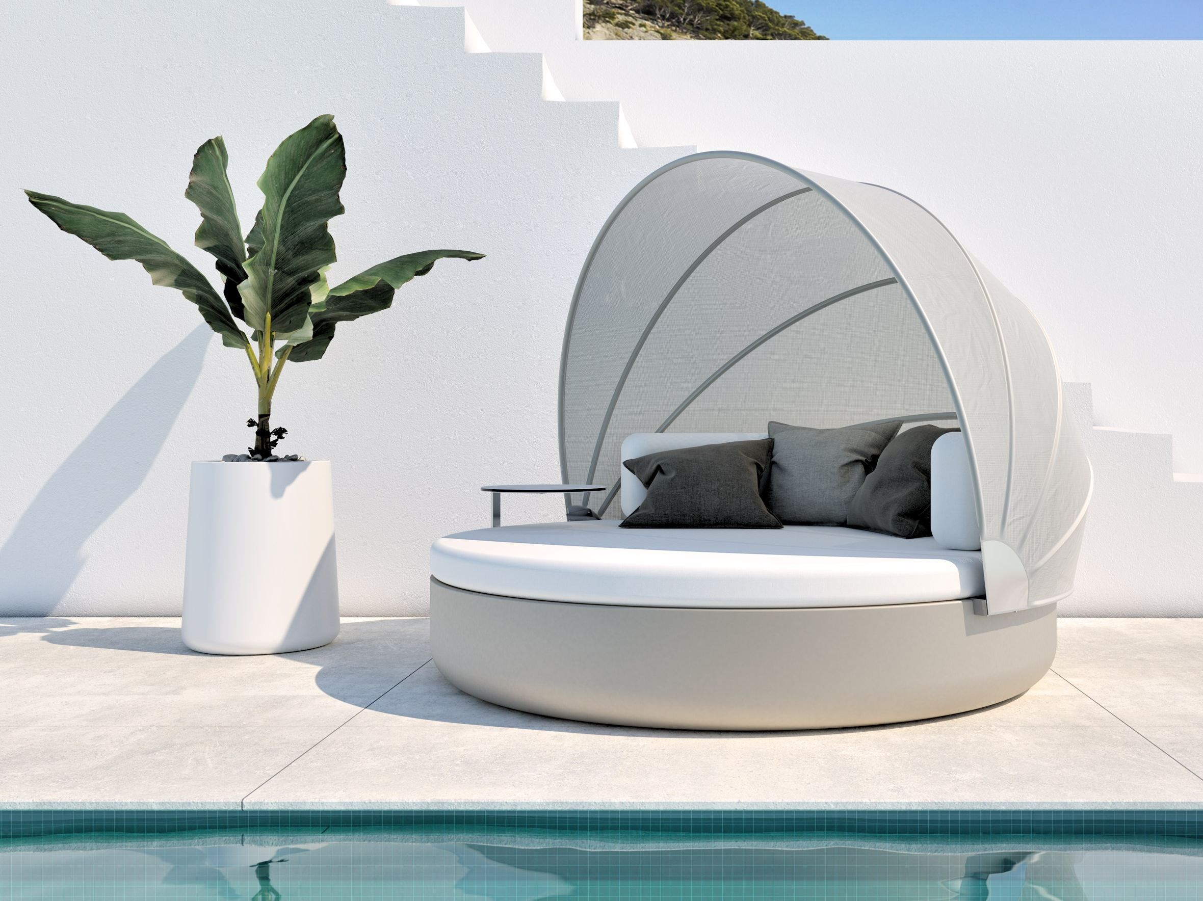 Download The Catalogue And Request Prices Of Ulm Daybed Round