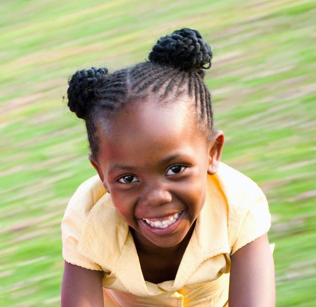10 Adorable Hairstyles For Black Girls Little Girl
