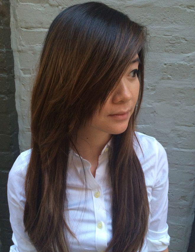 Flamboyage Asian Hair Color