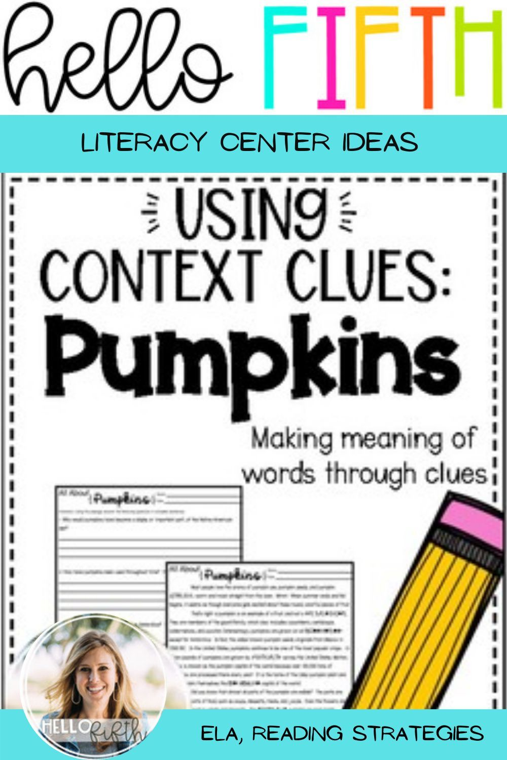 Free Using Context Clues Pumpkins Context Clues Critical Reading Strategies Reading Strategies What is context in reading why is it