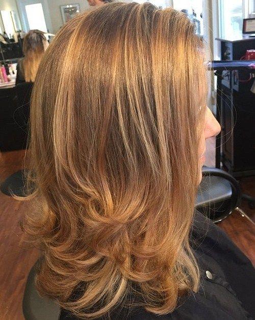 Best Lowlights Light Brown Hair