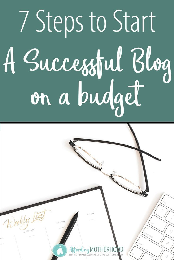 I did it, and you can, too Build a Successful Blog on an