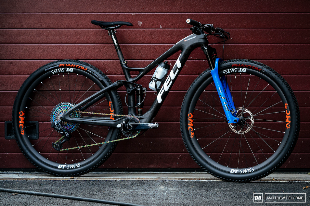 Cross Country Tech From The Pits Les Gets World Cup Xc 2019 Pinkbike In 2020 World Cup White Bike Cross Country