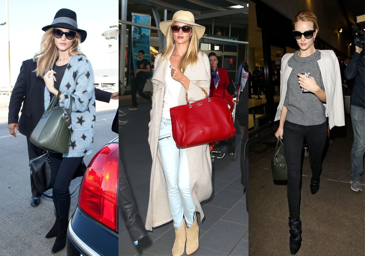After spending much of 2013 scrolling through a gazillion celebrity pics, I can confidently say that mega-models have really good travel style. Even though...