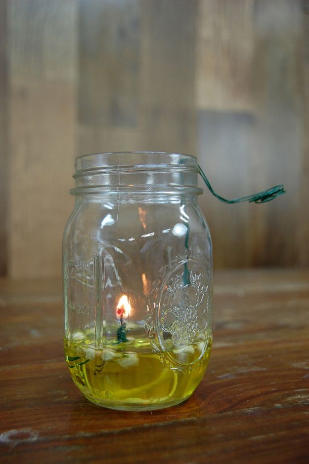 32 Mason Jar Crafts You Can Make