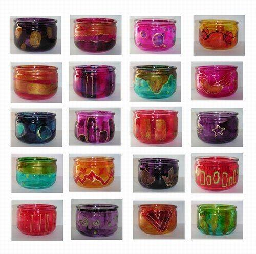 Berühmt Bougies et Photophores La Laitière | Petit pot en verre, La  LX94