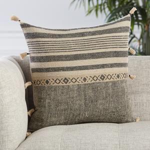 Jaipur Taiga Ikal Throw Pillow