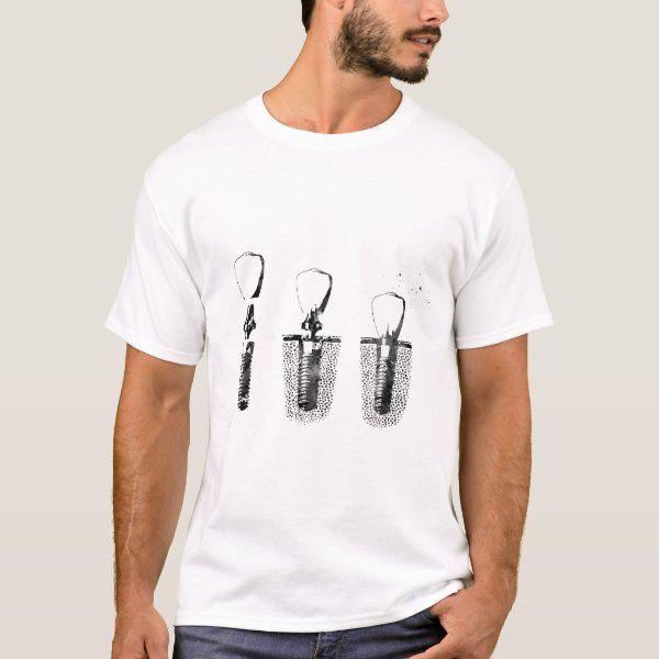 Dental implant procedure T-Shirt