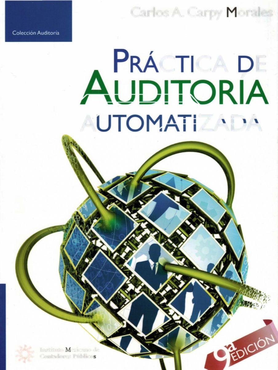 Libro Práctica de Auditoría Automatizada-Carlos A. Carpy Morales