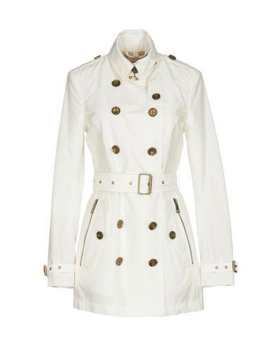 BURBERRY Full-length jacket. #burberry #cloth #dress #top #skirt #pant #coat #jacket #jecket #beachwear #