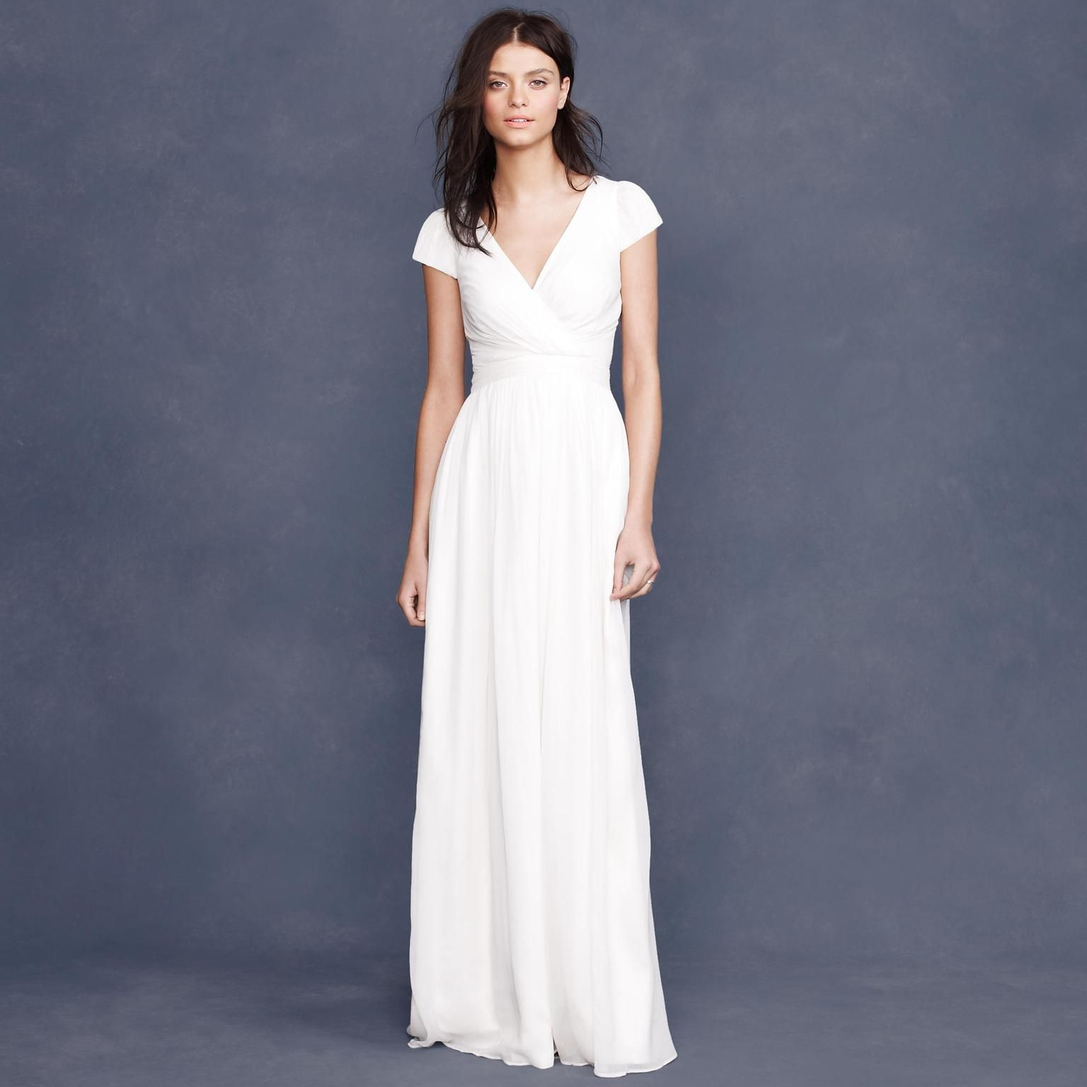 J crew mirabelle size new unaltered wedding dresses