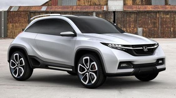 Merveilleux Another Honda Crossover Planned Perhaps A New Hr V Artist Sketches Car  Picture
