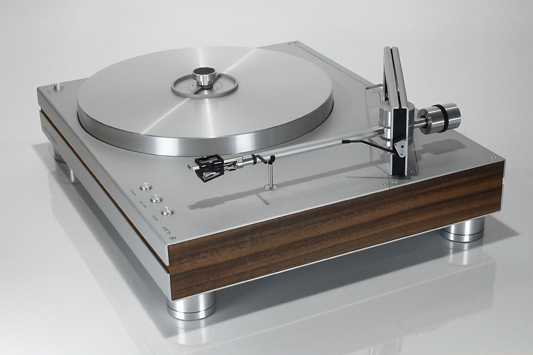 These analog tape and record players look gorgeous, but are only for the fabulously wealthy - The Verge